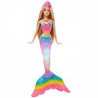 """Кукла Barbie Русалочка """"Яркие огоньки"""" DHC40"""