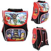 Ранец Рюкзак детский школьный ортопедический Smile Batman 987834