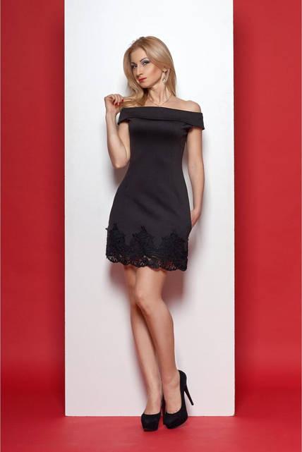 Женское платье SL № 976 черный