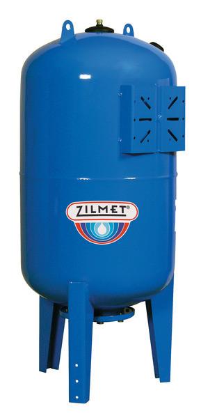 ZILMET Ultra-Pro 110 Бак расширительный вертикальный