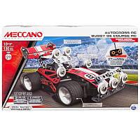 Металлический конструктор Спортивная машина, Meccano (6026720)