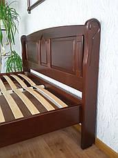 """Двуспальная деревянная кровать """"Афина"""", фото 3"""