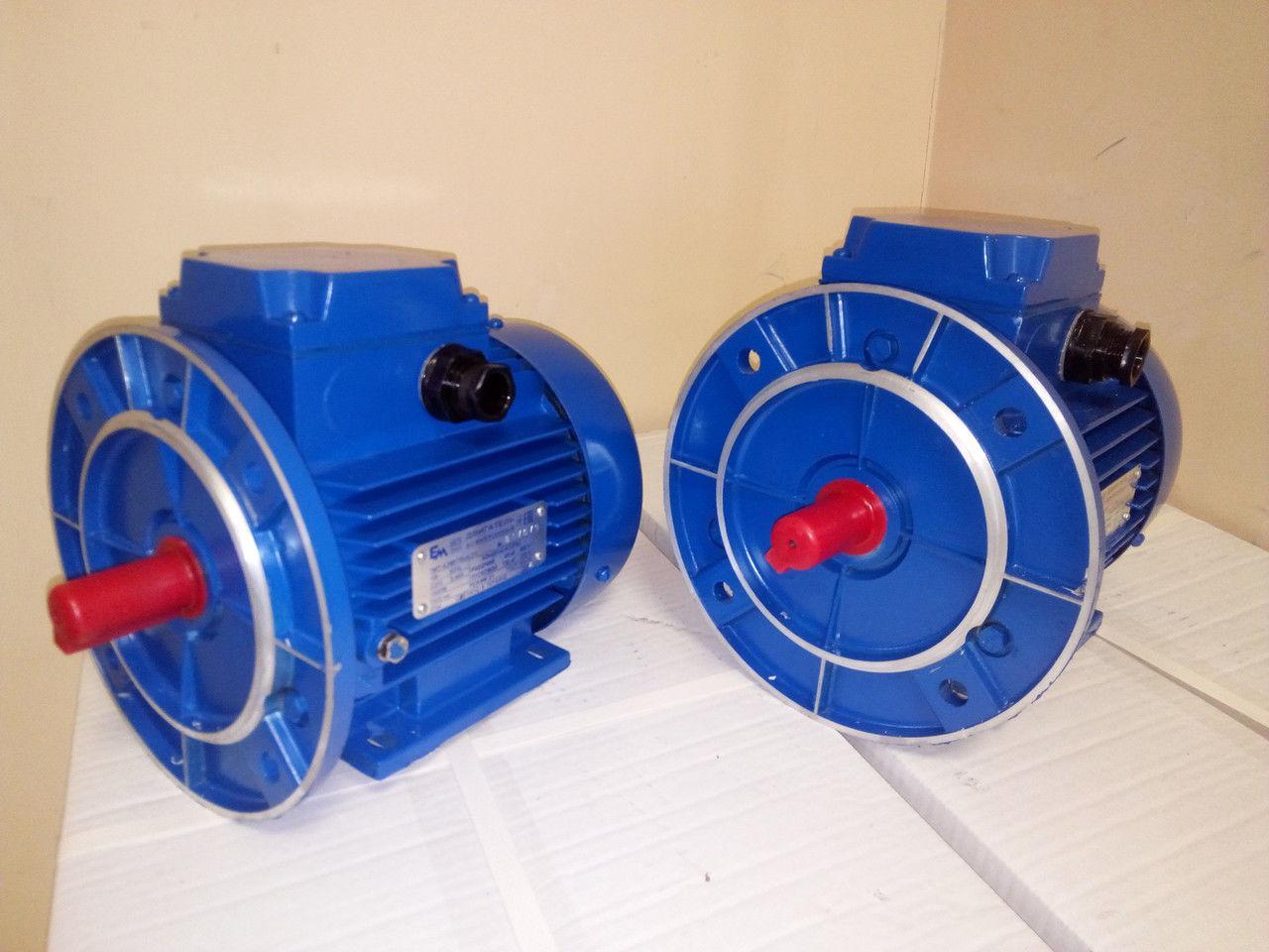 Электродвигатель 380В АИР от 0,12 до 5,5кВт 1000 об./мин.