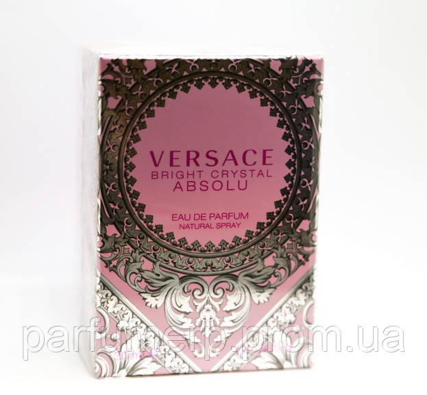 Versace Crystal Bright Absolu 30мл (Брайт Кристалл Абсолют Духи) - Оригинал!