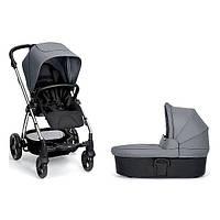 Детская универсальная коляска 2 в 1 Mamas and Papas Sola 2 2017 Chrome/Grey