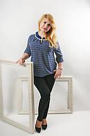 "Женская  блузка из софта ""Сабина"", фото 1"