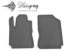 "Коврики Резиновые ""Stingray"" на Citroen C-Elyssee (c 2013---)"