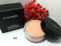 "A47 Рассыпчатая пудра MAC ""Studio Fix Powder Plus Foundation Fond De Teint Poudre"" (№1,2,3 в наличии)"