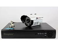 Рег.+ Камеры DVR KIT 6604 4ch