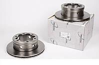 Диск тормозной задний MB Sprinter 408-416/VW LT 46, 96- (285x22)
