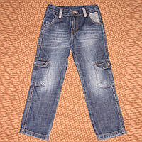 Джинсы модные на мальчика Bucuruk Турция на 6 лет р.116