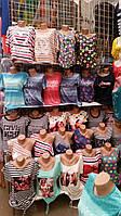 Женские футболки молодёжные