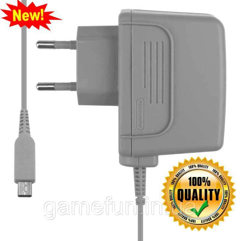 Зарядка, блок питания Nintendo 3DS / New 3DS / DSi/DSi XL Оригинал