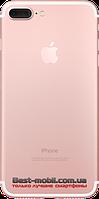 Копия IPhone 7 Plus Rose Gold 100% (Розовое золото!)