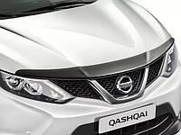 Дефлектор капота Nissan Qashqai J11 KE6104E000