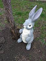 Садовая фигура Заяц  большой