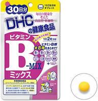 DHC Витамин В-MIX, 60 капсул (на 30 дней)