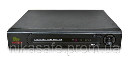 Partizan ADH-18V SuperHD v4.2 AHD видеорегистратор 8-ми канальный