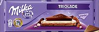 Шоколад Milka TRIOLADE 300g (10шт/ящ)