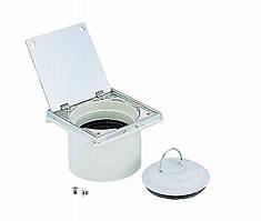 HL98, HL98SML Лючок прочистка / ревизия с герметичной пробкой из ПП