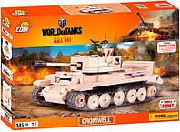 Конструктор Танк Cromwell, World of Tanks, Cobi