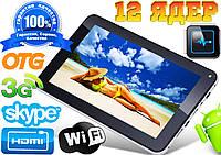 Отличный планшет Goclever TAB 12 ЯДЕР. HDMI, OTG, гарантия, оригинал