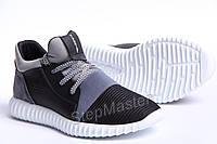 Кроссовки Adidas Tubular Black-Gray