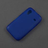 Чехол TPU для Samsung Galaxy Ace S5830 S5830i синий