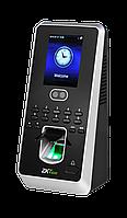 Терминал контроля доступа по лицам и отпечатку пальца ZKTeco MultiBio800-H, фото 1