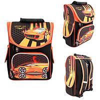 Ранец Рюкзак детский школьный ортопедический Smile Sport Car 987838