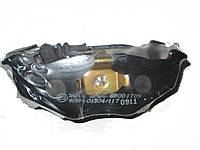 Тормозные дисковые колодки передние AUDI / VW, фото 1
