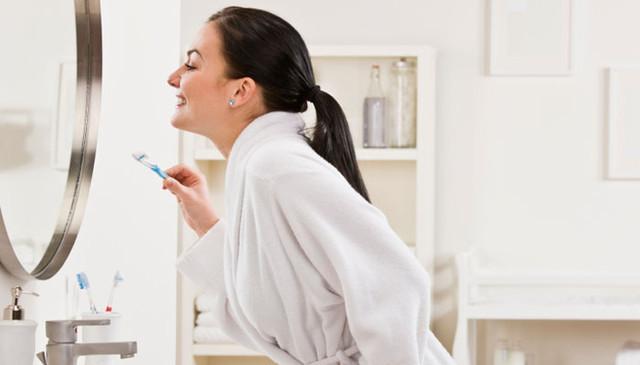 Уход за полостю рта