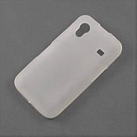 Чехол TPU  для Samsung Galaxy Ace S5830 S5830i белый