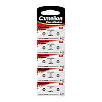 Часовая батарейка Camelion AG0 / 379 / LR521