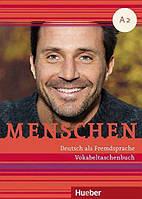 Menschen A2 Vokabeltaschenbuch. Deutsch als Fremdsprache