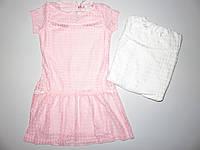 Платье для девочек F&D оптом, 116/122-140/146 pp.