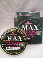 Леска рыболовная PHOENIX  MAX  TOP 0.35мм,12.5кг,100м