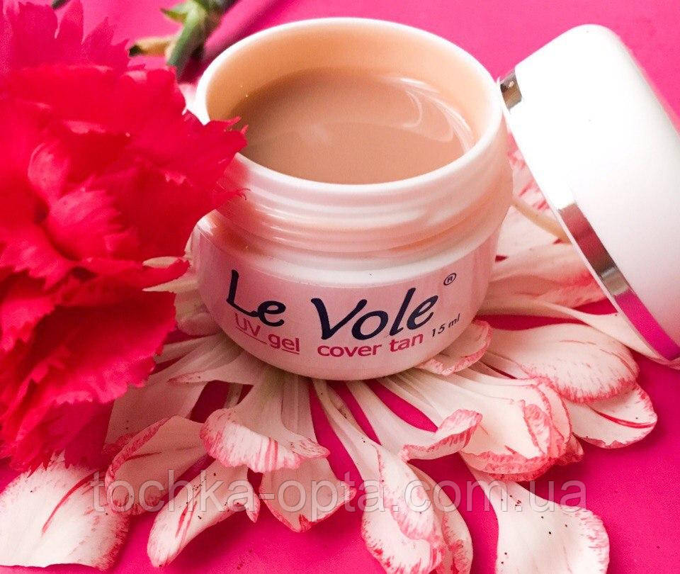 Le Vole  UV Gel Cover Tan 50ml