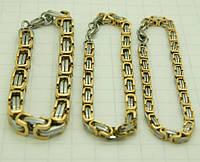 Модные мужские аксессуары, браслеты и цепи Steel Rage из стали, каучуковые браслеты со сталью оптом.