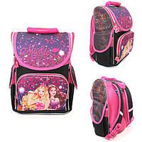 Ранец Рюкзак детский школьный ортопедический Smile Барби Music Girls 987922