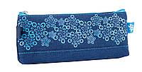 """531396 Пенал мягкий (1 отд.) YES """"Blue Weave"""""""