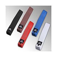 Пояс для кимоно Adidas серии ELITE (Красный)