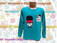 Детская футболка  с длинным рукавом для мальчика