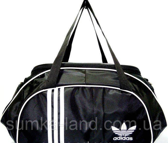 Сумка Adidas (черн\бел)