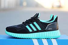 Кроссовки женские Adidas Ultra boost летние, сетка 39р, фото 3