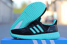 Кроссовки женские Adidas Ultra boost летние, сетка 39р, фото 2
