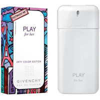 Женская парфюмированная вода Givenchy Play for Her – Arty Color Edition