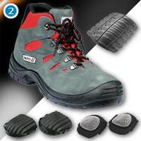 Защитная обувь, наколенники, щитки