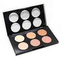 Консилер/корректор 6 цветов Corrector&Concealer  Face Touch-Up Palette Oil Free Makeup #1 Meis