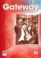 Gateway 2nd Edition B2 WB, фото 1